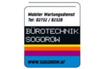Logo Bürotechnik Sogorow